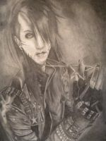 Ashley Purdy of BVB by Kona-chan19