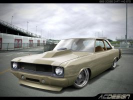 Dodge Dart 440 GTS by AC-design