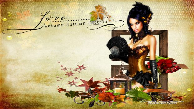 Autumn Beautiful Wallpaper by Saniemaus