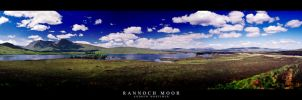 Rannoch Moor by mortimea