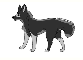 Wolf Auction [OPEN] by AvalaAdopts