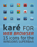 kare for Web browser by ap-graphik