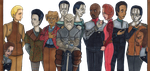 Star Trek DS9 by hatoola13