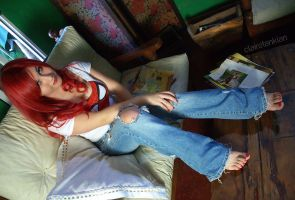 Mary Jane Watson by RedfieldClaire