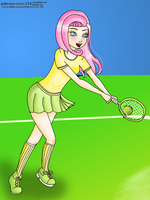 mlp sports - Fluttershy - Tennis by Princess-CoCo-154