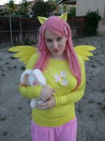 Fluttershy by MeahowCosplay