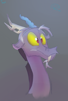 Discord (sketch, test) by ChibaDeer