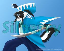Shinsengumi Silberry by Silberry