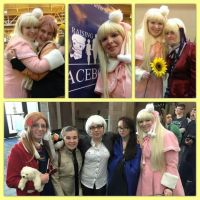 A Few Pictures From New Orleans Comic Con 1-10-15 by turtlegirl110