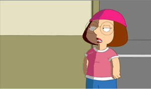 Meg Griffin by delmardavis