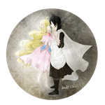 Mavis and Zeref - The Love of the Two Cursed Ones by xmelonhippo