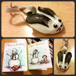 Ornaments and Xmas cards for sale! by Misakochan
