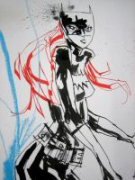 Batgirl by JimMahfood-FoodOne