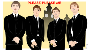 Please Please Me - new by FoolEcho