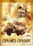 MAD MAX fury road by Vinz-el-Tabanas