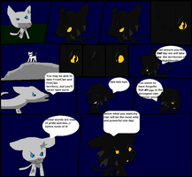 warrior cats comic part 2 by SwiftyNifty