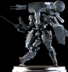 Metal Gear Sahelanthropus by Yare-Yare-Dong