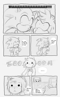Sonic got Amy Pregnant Pg 68 by sonicxamy09