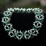 Celtic Visions - Green, silver, black by Ichi-Black