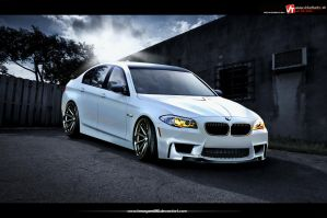 BMW 535i F10 by hesoyam25