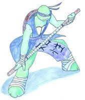 Donatello by FrostedIcefire