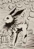 Inktober 27th by Vulpes-Canis