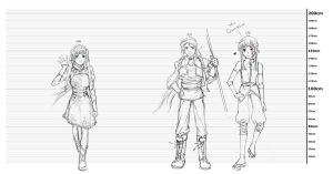 WIP All Heights by monjinka