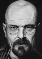 Walter White by A-L4ND4LL