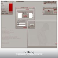 nothing by deskmodder
