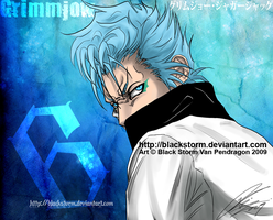 BLEACH: GRIMMJOW -whaddya want by blackstorm