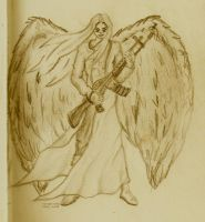 Angel of War by Aswulf