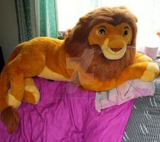 Adult Douglas Simba 3ft by Official-Stargazer