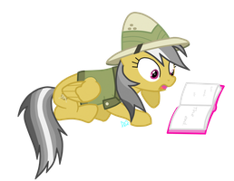 Daring-Do 30 by DrumblastingQuilava