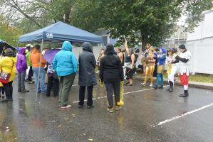 14 Honk Festival, Lots of Music In the Parking Lot by Miss-Tbones