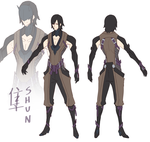 Shun 2015_Sheet by MadiBlitz