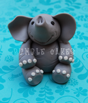 Nell the Elephant by MrsBumble