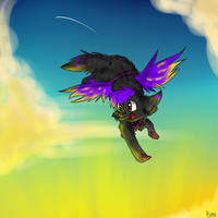 :REQUEST: Take to the sky by Cibibot