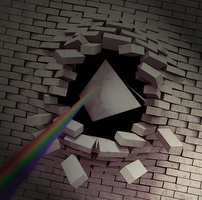 Another brick in the dark side of the moon by DanielVeloso