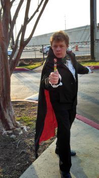 My Third Doctor Cosplay Part 1 by theultimaarchives