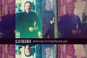 Alan Rickman X by MarySeverus