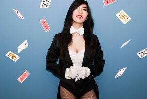 Zatanna Test by surfingthevoiid