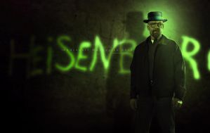Breaking Bad Wallpaper by UltraShiva
