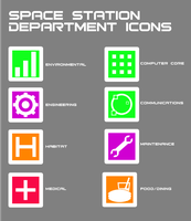 Department Icons by wildcats25