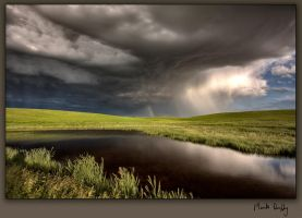 Storm Chasing Saskatchewan 3 by pictureguy