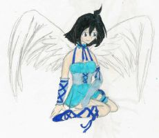 Ame-angel by seraM