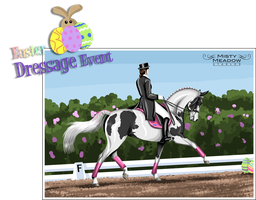 Easter Dressage Event by AliceYung