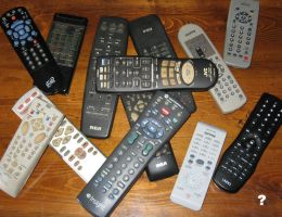 REMOTES by uncledave