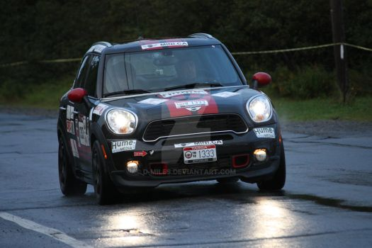2011 Mini Countryman ALL4 by D-Miles