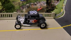 '32 Deuces Wild Ford by hankypanky68