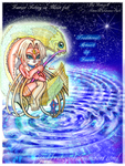 Zuureen Fishing on Moon fish by Rutogirl